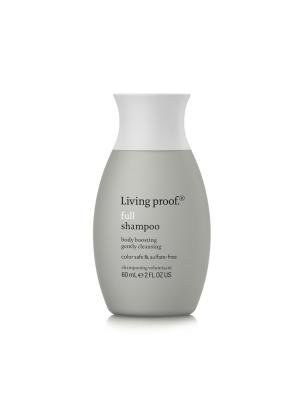 Шампунь для объема без сульфатов Living Proof. Цвет: серый