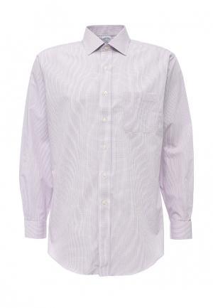 Рубашка Brooks Brothers. Цвет: розовый