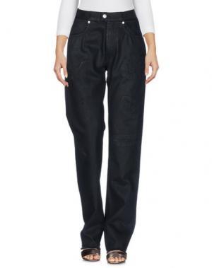 Джинсовые брюки ALYX. Цвет: черный