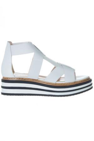 Platform sandals FORMENTINI. Цвет: white