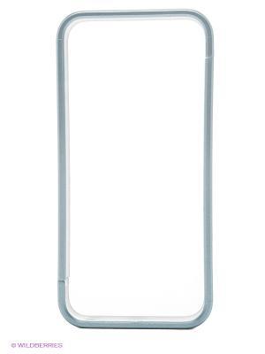 Бампер для iPhone 5/5s Spigen Kawaii Factory. Цвет: голубой