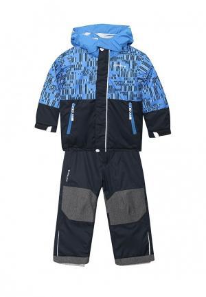 Костюм горнолыжный Icepeak. Цвет: синий