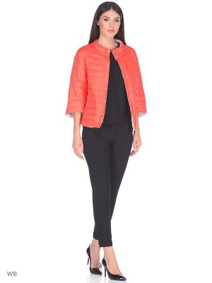 Куртка Romantic Collection.. Цвет: коралловый