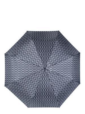 Зонт Eleganzza. Цвет: темно-серый, светло-серый