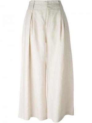 Свободные брюки со складками Opening Ceremony W60230010111381987
