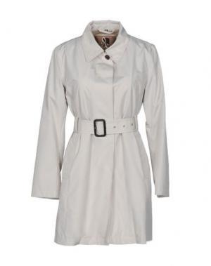 Легкое пальто SEALUP. Цвет: бежевый