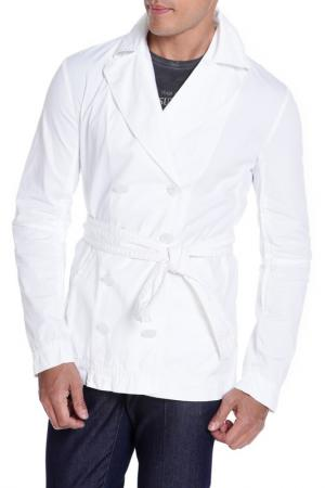 Куртка Cortigiani. Цвет: белый