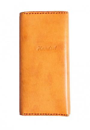 Портмоне Handsel. Цвет: оранжевый