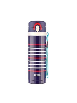 Термос  JNG-500 NVY 0.5L Thermos. Цвет: синий