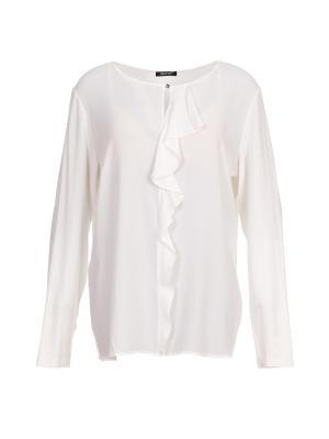 Блуза Elena Miro. Цвет: молочный