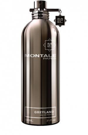 Парфюмерная вода Greyland Montale. Цвет: бесцветный