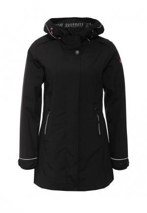 Куртка Torstai. Цвет: черный