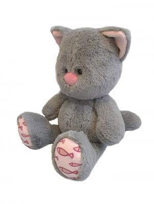 Котенок Мини-МЫ Играмир. Цвет: розовый, серый