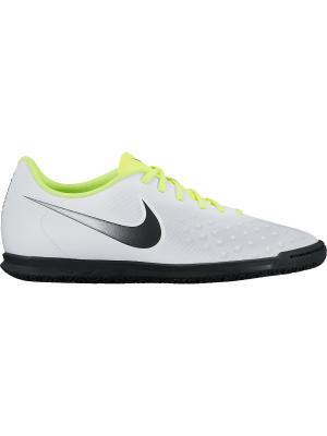 Кеды для зала MAGISTAX OLA II IC Nike. Цвет: белый