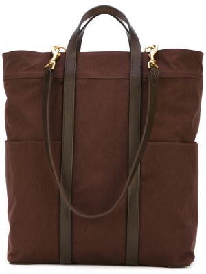 Short straps shopping bag Mismo. Цвет: красный