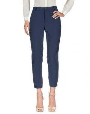 Повседневные брюки BLANCA. Цвет: темно-синий