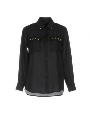 Pубашка ODI ET AMO. Цвет: черный