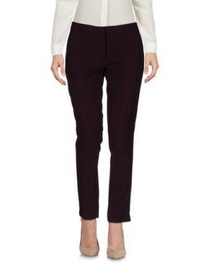 Повседневные брюки BLANCA LUZ. Цвет: баклажанный