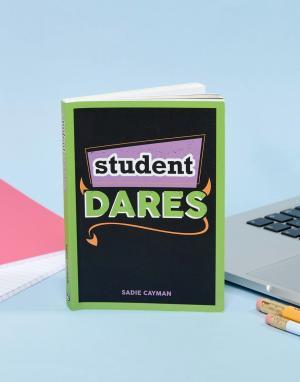 Books Книга Student Dares. Цвет: мульти