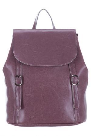 Рюкзак BAGSTONE. Цвет: фиолетовый