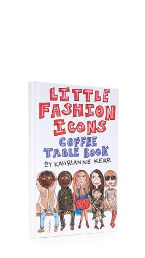 Небольшая книга Little Fashion Icons KAHRI