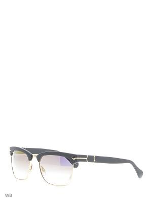 Солнцезащитные очки TM 033S 04 Opposit. Цвет: черный, золотистый