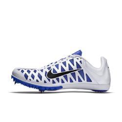 Шиповки унисекс для бега на короткие дистанции  Zoom Maxcat 4 Nike. Цвет: белый