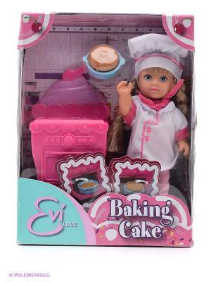 Еви печет торт, 12/96 Simba. Цвет: розовый