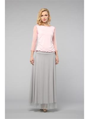 Блузка KATA BINSKA. Цвет: розовый