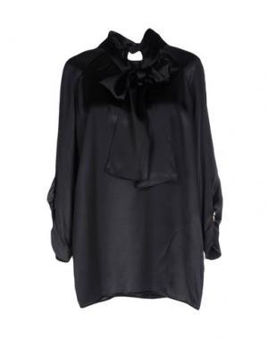 Блузка GOOD ON HEELS. Цвет: черный