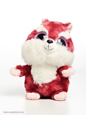 Мягкая игрушка Белка Aurora. Цвет: красный