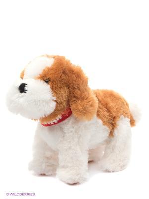 Интерактивный щенок Вэнди Играем вместе. Цвет: рыжий, белый