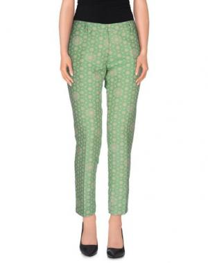 Повседневные брюки TRĒS CHIC S.A.R.T.O.R.I.A.L. Цвет: зеленый