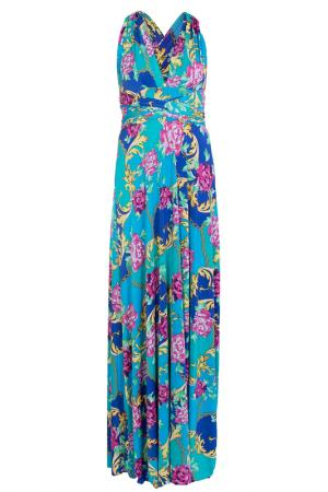 Платье Von Vonni. Цвет: цветы