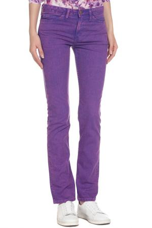 Брюки American Apparel. Цвет: purple