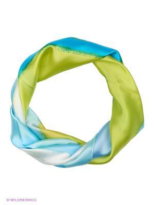 Платок Venera. Цвет: салатовый, светло-голубой