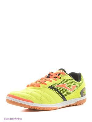 Футзальная обувь MUNDIAL Joma. Цвет: желтый