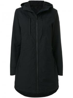 Brossard padded jacket Canada Goose. Цвет: чёрный