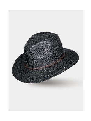 Шляпа Canoe. Цвет: черный