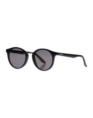 Солнечные очки CARRERA. Цвет: черный