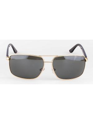 Солнцезащитные очки City Vision Red Label. Цвет: золотистый