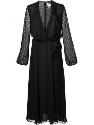 Платье Dolce Vita Rebecca Vallance. Цвет: чёрный