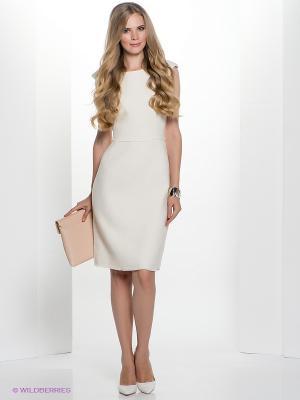 Платье Henry Cotton's. Цвет: белый