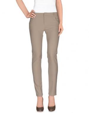 Повседневные брюки ALFONSO RAY. Цвет: бежевый