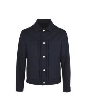 Куртка HARMONY Paris. Цвет: темно-синий