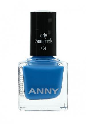 Лак для ногтей Anny. Цвет: голубой
