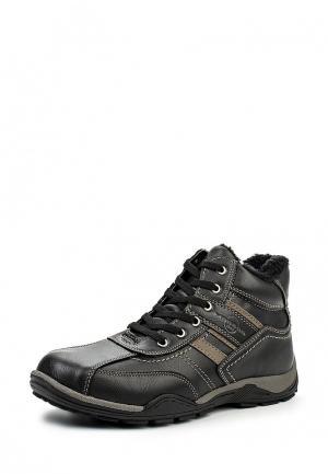 Ботинки Hanson. Цвет: черный