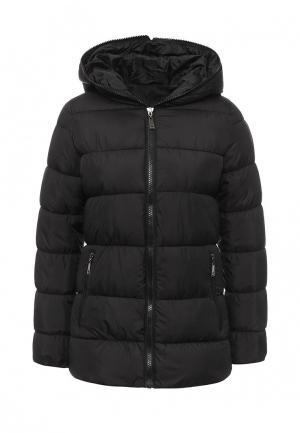 Куртка утепленная Fantasy. Цвет: черный