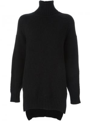 Вязаный свитер Fergus Isabel Marant. Цвет: чёрный