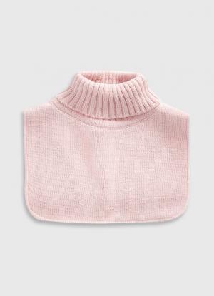 Манишка для девочки OSTIN. Цвет: светло-розовый